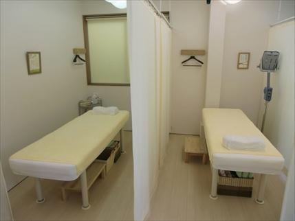 治療スペース1